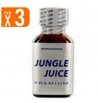 Lot de 3 Jungle Juice Premium 25 ml