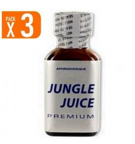 Lot de 3 Jungle Juice Premium 25 ml