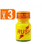 Lot de 3 Rush Original