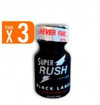 PACK OF 3 SUPER RUSH (10 ml)