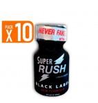 PACK OF 10 SUPER RUSH (10 ml)