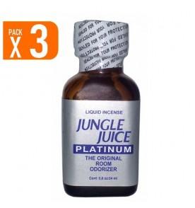 PACK OF 3 JUNGLE JUICE PLATINUM 24 ML