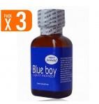 PACK OF 3 BLUE BOY 25 ML
